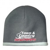 Town & Country Snowdrifters 07 Sport Tek Performance Knit Stocking Cap