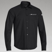 Premier Communications 01 Mens UA Ultimate Buttondown LS
