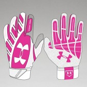 Cyclones Girl Uniform Store 07 UA Softball Batting Glove