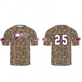 Cyclones Uniform Store 08 Mens Digi Military Jersey