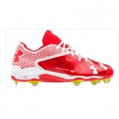 Cyclones Uniform Store 10 Mens UA  Decemption Low Metal Cleats