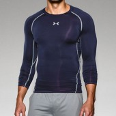 Cyclones Uniform Store 12 Mens Longsleeve Compression