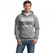 USD Law School 2016 04 Gildan Hooded Sweatshirt