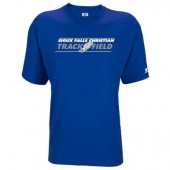 SFC Track & Field 01 Russell Short Sleeve Tee