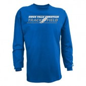 SFC Track & Field 02 Russell Long Sleeve Tee