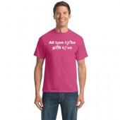 SDSU GSA 01 50/50 Cotton Poly Blend Short Sleeve T Shirt