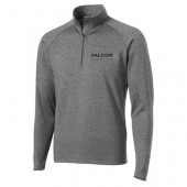 Falcon Plastics 05 Mens and Ladies Sport Tek ¼ Zip Pullover
