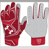 Cyclones Uniform Store 21 UA Mens Batting Glove