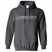 Ground Effects Employees 05 Gildan 50/50 Hoodie