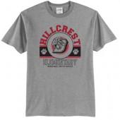 Hillcrest Elementary Spring 2016 02 Port & Co 50/50 Short Sleeve T-shirt