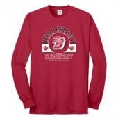 Hillcrest Elementary Spring 2016 04 Port & Co 50/50 Long Sleeve T-shirt
