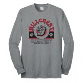 Hillcrest Elementary Spring 2016 05 Port & Co 50/50 Long Sleeve T-shirt