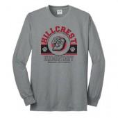 Hillcrest Elementary Spring 2016 05 Port & Co 50/50 Long Sleeve T-shirt