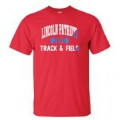 Sioux Falls Metro Track Store 06 50/50 Gildan Tee Lincoln