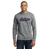 Outlaw Softball 2016 02 Adult and Youth Port and Co Longsleeve T Shirt