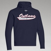 Outlaw Softball 2016 06 Adult Under Armour Coldgear Hoody