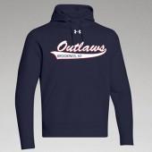 Outlaw Softball 2016 06 Adult Under Armour Coldgear Hoody