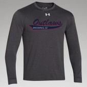Outlaw Softball 2016 07 Adult Under Armour Longsleeve T Shirt