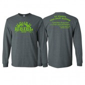 RBIBL 02 Gildan Ultra Cotton 100% Long Sleeve Tshirt