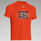 Huron Track and Field 01 Under Armour Short Sleeve T Shirt
