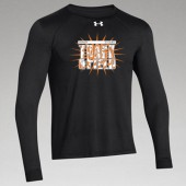 Huron Track and Field 02 Under Armour Long Sleeve T Shirt