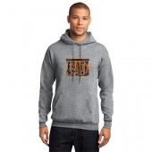 Huron Track and Field 06 Port and Co Hooded Sweatshirt