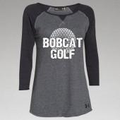 BHS Golf 2016 02 Ladies Under Armour Stadium ¾ Sleeve T Shirt