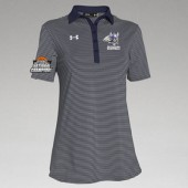 Augustana National Champions 04 UA Ladies Clubhouse Polo