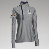 Augustana National Champions 05 UA Ladies Hotshot ¼ Zip