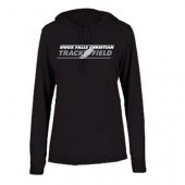 SFC Track & Field 07 Badger B-Core Long Sleeve Ladies Hood Tee