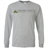 Ground Effects Employees 02 Gildan Long Sleeve 50/50 Tee