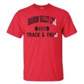 Sioux Falls Metro Track Store 04 50/50 Gildan Tee Brandon Valley