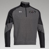 Northwestern Football Fangear 12 UA Team Performance ¼ Zip Fleece