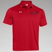 Northwestern Football Fangear 13 UA Rival Polo