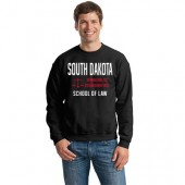 USD Law School 2016 03 Gildan Crewneck Sweatshirt