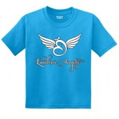Landon's Angels 01 Gildan 50/50 Short Sleeve Youth T-shirt