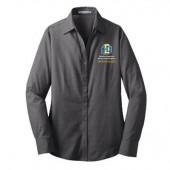 SDSU Dairy Science 11 Port Authority Ladies Crosshatch easy care shirt