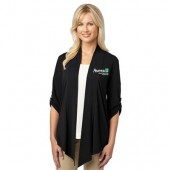 Avera Pharmacy 09 Ladies Port Authority Open Front Cardigan