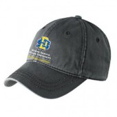 SDSU Dairy Science 17 District Thick Stitch Cap with adjustable back