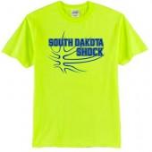 SD Shock 01 Port & Co 50/50 Short Sleeve T-shirt