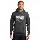 SD Shock 04 Port & Co Pullover Hoodie
