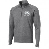Solar Bears Hockey 02 Mens and Ladies Sport Tek ¼ Zip Pullover
