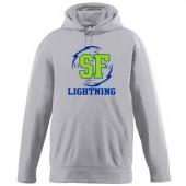 Lightning 02 Augusta Poly Hoody