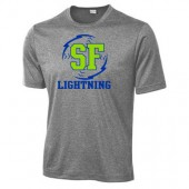 Lightning 03 Sport-Tek Poly T-shirt