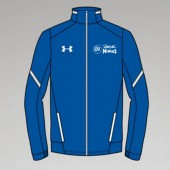 Dakota Niners Basketball 07 Mens and Ladies Under Armour Qualifier Full Zip Jacket