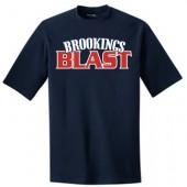 Blast Softball 03 Mens, Ladies, Youth Sport Tek Ultimate Tri Blend T Shirt