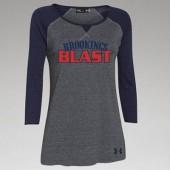 Blast Softball 05 Ladies Under Armour Stadium ¾ Sleeve