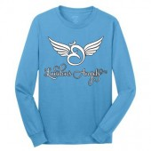 Landon's Angels 03 Gildan Long Sleeve Youth T-shirt