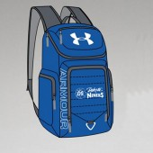 Dakota Niners Basketball 12 Under Armour Backpack