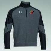Brookings Football 2016 12 Mens Under Armour Fleece ¼ Zip